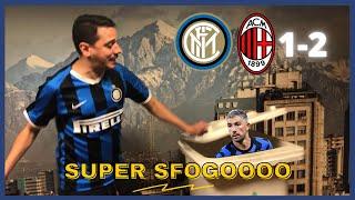 INTER-MILAN 1-2 | INCAXXATO NEROO!!!!