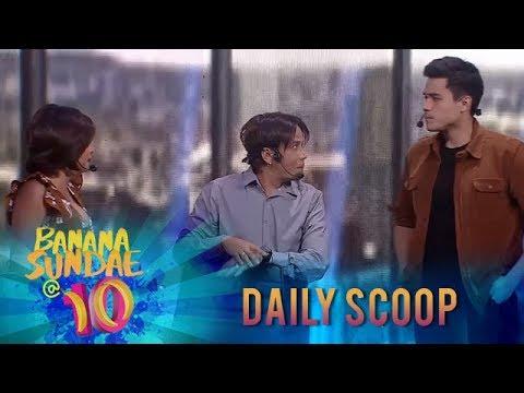 Banana Sundae Daily Scoop: Louise delos Reyes & Xian Lim