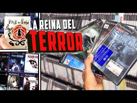 ¡Especial JUEGOS de TERROR en PLAYSTATION 2! ? CROSSOVER ÉPICO   PS2