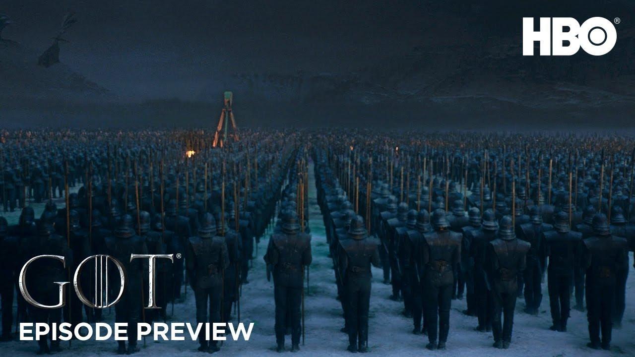 Game of Thrones   Season 8 Episode 3   Preview (HBO)