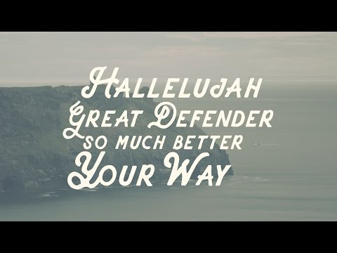 Defender (Lyric Video) // Battles  // Rita Springer