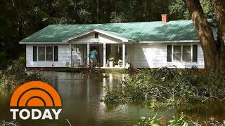 Hurricane Florence Death Toll Rises As Tornadoes Touch Down In Virginia   TODAY