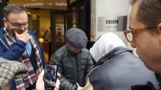 Tom Hollander in London 25 02 2017