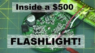 BOLTR: $500 Industrial FLASHLIGHT. WHY SO MUCH?