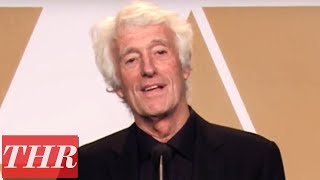 """Roger Deakins on His FIRST Win for 'Blade Runner 2049' & The Long """"Wait"""" 
