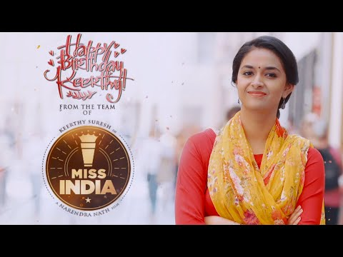 Keerthy-Suresh-Birthday-Song-Teaser
