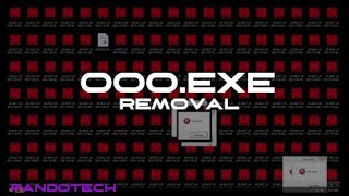 How to remove 000.exe Virus