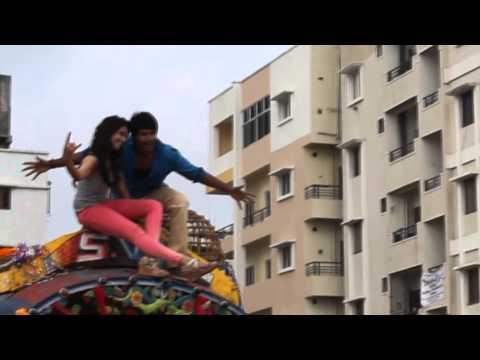 Ra-Ra-Krishnayya-Movie-Poster-Making