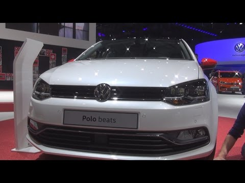 Volkswagen Polo Beats 1.0 TSI 110 hp (2016) Exterior and Interior in 3D