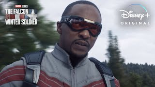Better | Marvel Studios' The Falcon and The Winter Soldier | Disney+