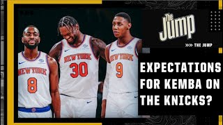 Discussing expectations for Kemba Walker on the Knicks   The Jump