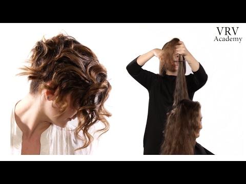 Стрижка Волос с акцентом на челку ✂ Стрижки Андеркат ✂ Классическая техника стрижки undercut photo