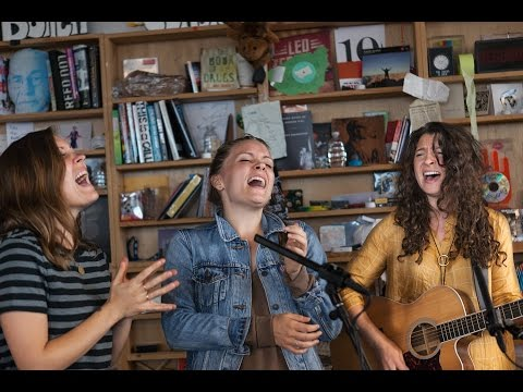 Joseph: NPR Music Tiny Desk Concert