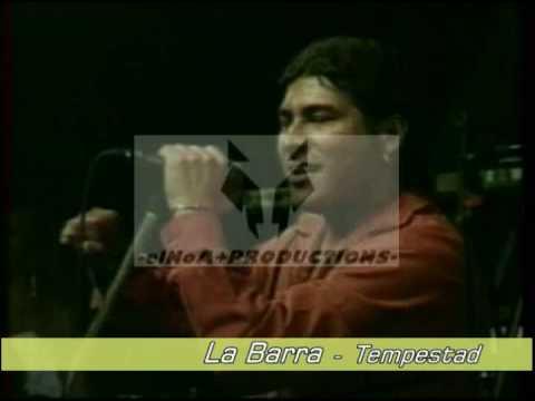 La Barra - Tempestad (Cosquin Cuarteto 2004)