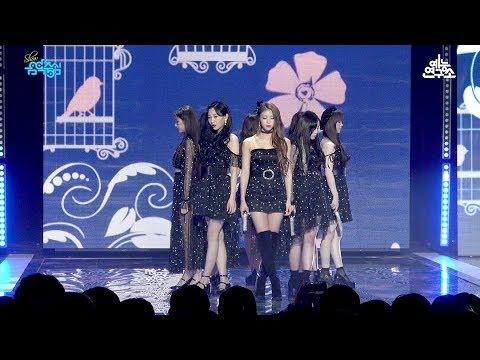 [예능연구소 직캠] Lovelyz - Lost N Found, 러블리즈 - 찾아가세요 @Show Music core 20181201