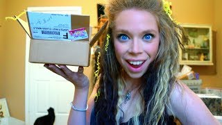 grav3yardgirl – SUMMER 'SOAP BOX' UNBOXING!- CANDYLAND
