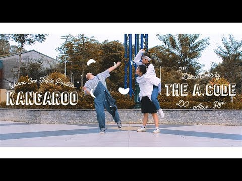 Kangaroo - Wanna One_Triple Position Dance Cover | The A-code from Vietnam