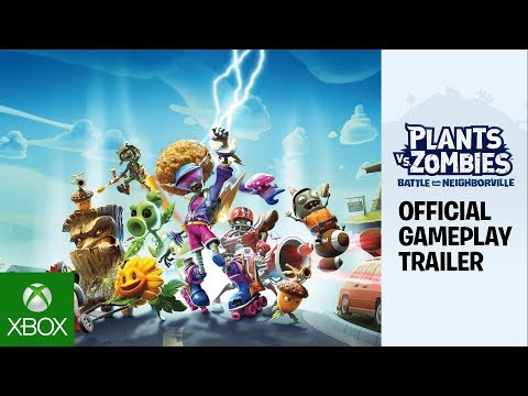 Plants vs. Zombies: Battle for Neighborville? Official Gameplay Trailer (Founder?s Edition)