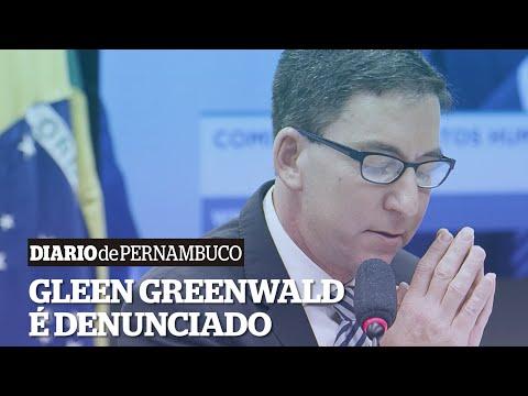 Sem ser investigado, Gleen Greenwald é denunciado pelo MPF