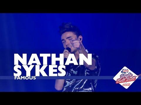 Nathan Sykes - 'Famous' (Live At Capital's Jingle Bell Ball 2016)