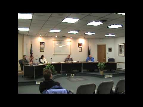 Rouses Point Village Board Meeting  3-2-09