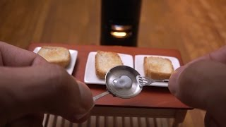 MiniFood Miniature Egg Toast 食べれるミニチュア卵トースト