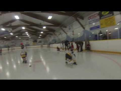 Mickey Milnes Hockey Cam - October 2013