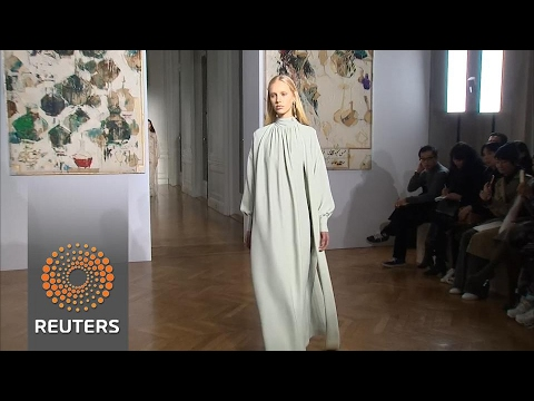 Valentino's ethereal haute couture collection