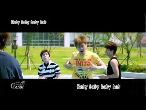 【JahHAEY2H】Super Junior - 너로부터 (From U) MV [繁中韓語雙字幕 + SS4 Taipei 排字]