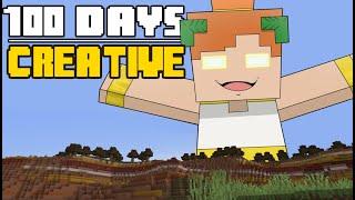 100 Days - [Minecraft Creative]