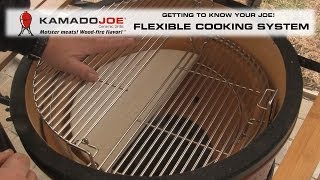 Divide and Conquer Flexible Cooking System