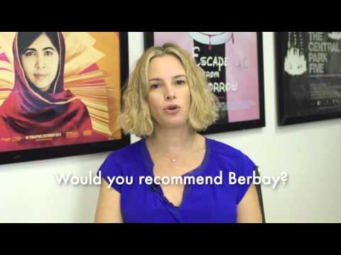 Lisa Callif - Would you recommend Berbay?