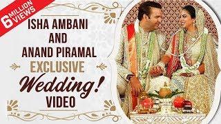 Isha Ambani and Anand Piramal's alluring Wedding Ceremony | EXCLUSIVE | Pinkvilla