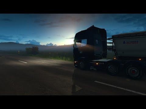 Rijden naar Ijsland  Euro Truck Simulator 2