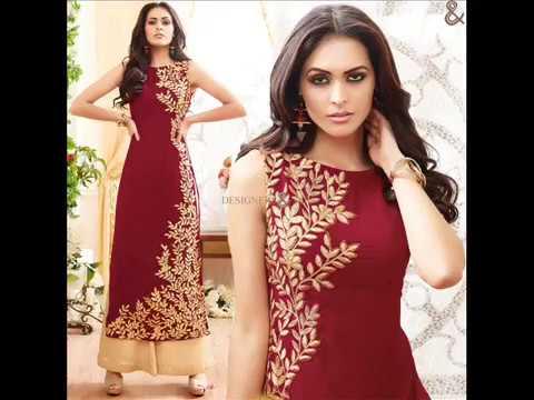 Latest Beautiful Embroidered Designer Dresses & Stylish Punjabi Suits   designersandyou