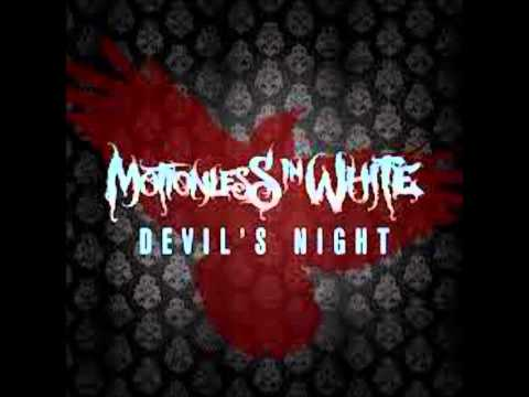 Baixar Devil's Night by Motionless In White Lyrics HD