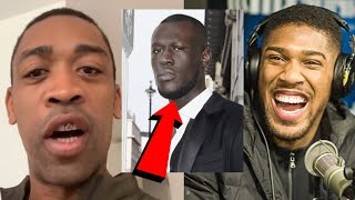 Wiley Sends Stormzy Warning About Chip & Anthony Joshua Snapchat Raises Question