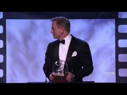 The Britannia Awards 2012 British Artist of the Year Daniel Craig ...