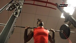 Men's Basketball Preseason: Strength and Conditioning with Mike Rehfeldt