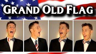 You're A Grand Old Flag - Barbershop Quartet