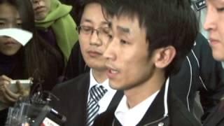 [donga] yoo jang ho, Former manager 'jang ja yeun' (故장자연 전 매니저 유장호씨 귀가)