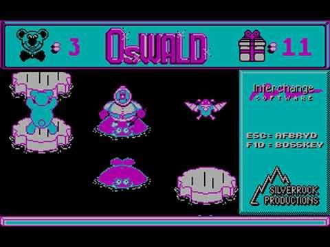 Super Oswald (Interchange Software) (MS-DOS) [1990]