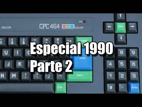 Amstrad CPC 1990 Soft Español