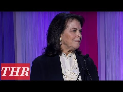 Sherry Lansing Presents Her Namesake Scholarhsip | Women in Entertainment