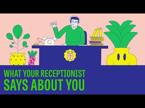 What Your Receptionist Says about Your Company Culture - Masters of Scale