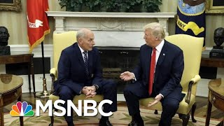 The Ongoing Chaos Of The President Donald Trump White House | The Last Word | MSNBC