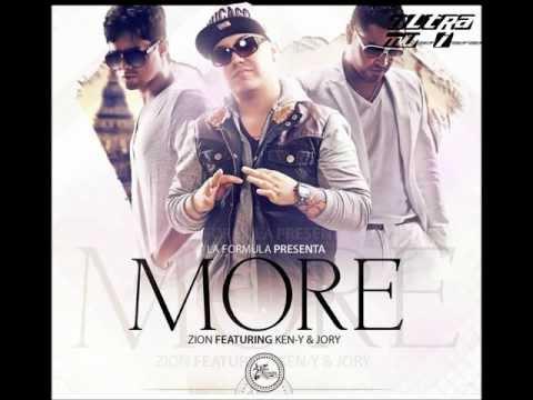 Zion Ft  Jory y Ken-Y- More (La Formula) (Original Reggaeton★2012★)