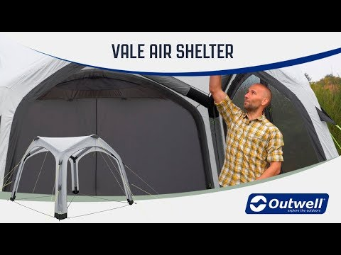 video Outwell Vale Air Shelter
