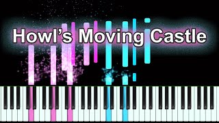 Howls Moving Castle Piano Tutorial