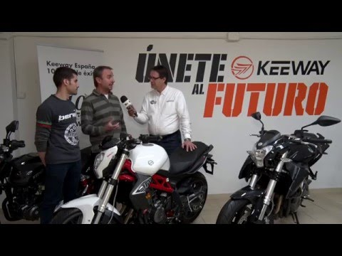 Motosx1000 :  Keeway Center Barcelona